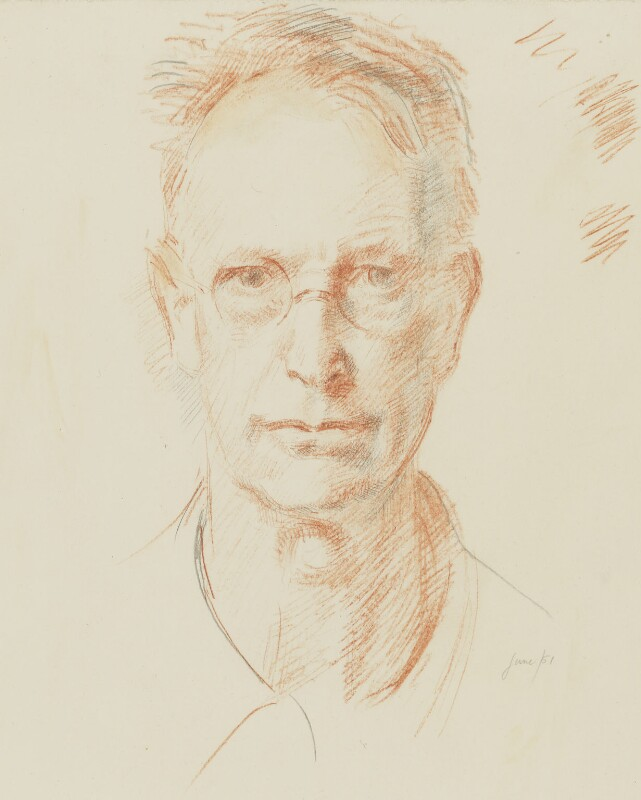 Henry Lamb, by Henry Lamb, 1951 - NPG 4256 - © National Portrait Gallery, London