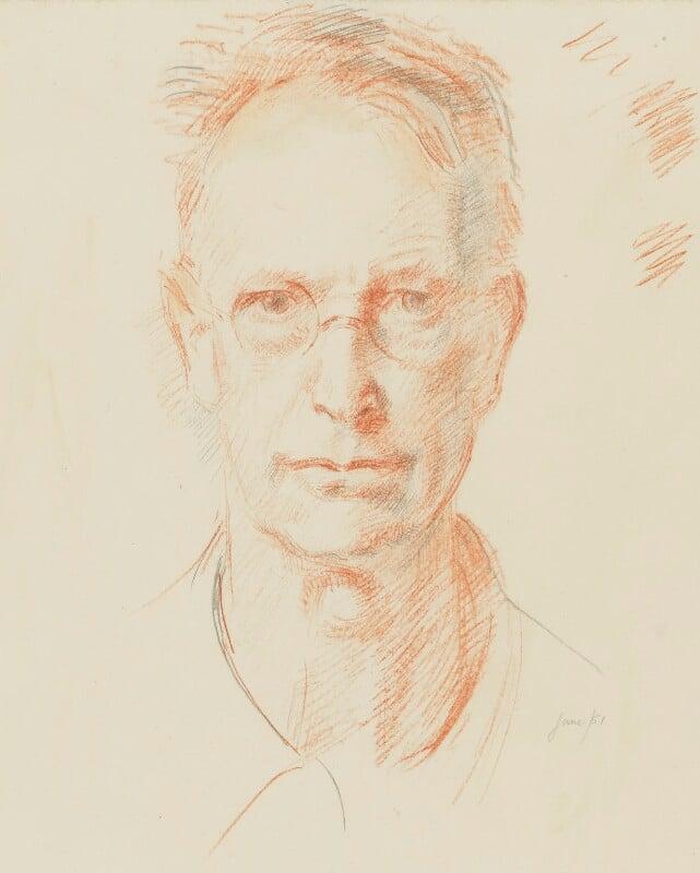 Henry Lamb, by Henry Lamb, 1951 - NPG 4256 - © National Portrait Gallery, London