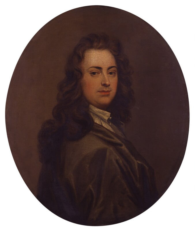 Unknown man, formerly known as John Lambert, by Unknown artist,  - NPG 982h - © National Portrait Gallery, London