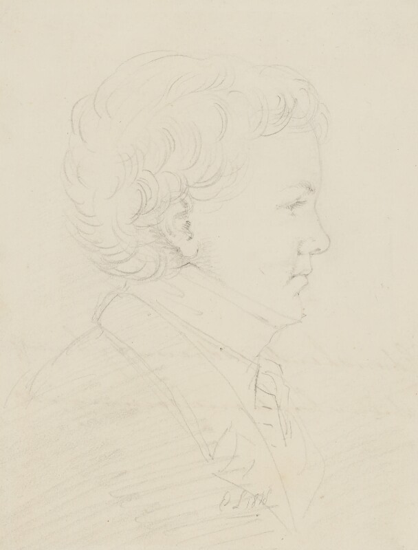 Edwin Landseer, by Edwin Landseer, 1818 -NPG 4267 - © National Portrait Gallery, London