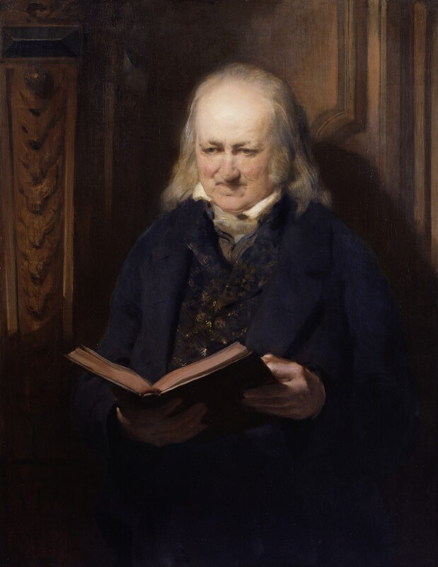 John George Landseer, by Edwin Landseer, circa 1848 - NPG 1843 - © National Portrait Gallery, London