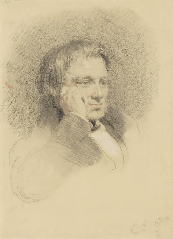 Thomas Landseer, by Charles Landseer, 1825-1850 - NPG 1120 - © National Portrait Gallery, London