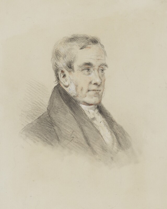Henry Petty-Fitzmaurice, 3rd Marquess of Lansdowne, by Edmund Thomas Parris, 1838 - NPG 1383 - © National Portrait Gallery, London