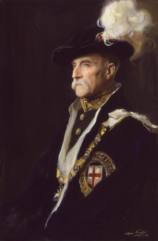 Henry Charles Keith Petty-Fitzmaurice, 5th Marquess of Lansdowne, by Philip Alexius de László, 1920 - NPG 2180 - © National Portrait Gallery, London