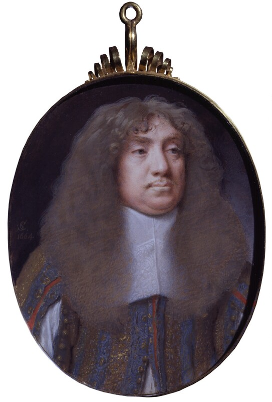 John Maitland, Duke of Lauderdale, by Samuel Cooper, 1664 - NPG 4198 - © National Portrait Gallery, London