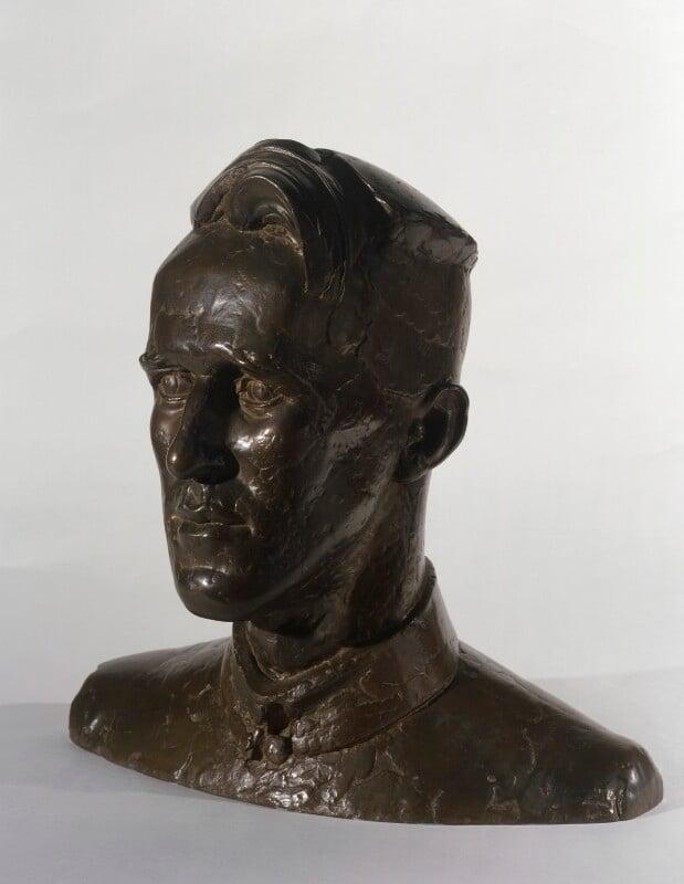 T.E. Lawrence, by Eric Henri Kennington, 1926 - NPG 4298 - Photograph © National Portrait Gallery, London