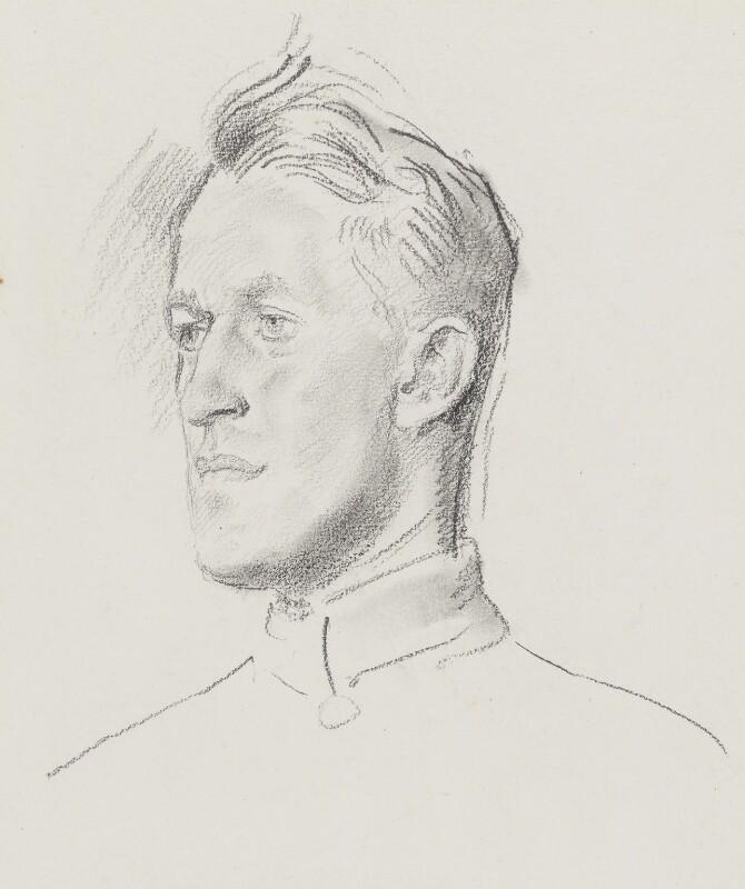 T.E. Lawrence, by Augustus Edwin John, 1923 - NPG 3188 - © National Portrait Gallery, London
