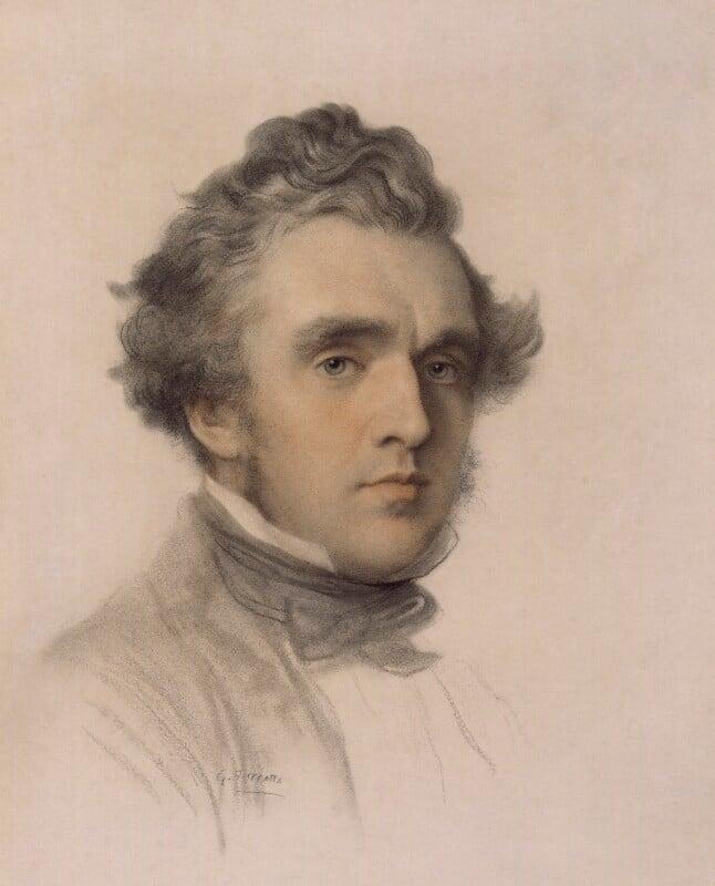 Sir Austen Henry Layard, by George Frederic Watts, circa 1852 - NPG 3787 - © National Portrait Gallery, London