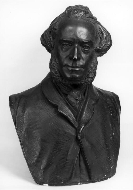 John Leech, by Sir Joseph Edgar Boehm, 1st Bt, circa 1865 -NPG 866 - © National Portrait Gallery, London
