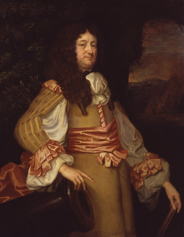 William Legge, after Jacob Huysmans, based on a work of circa 1670 - NPG 505 - © National Portrait Gallery, London