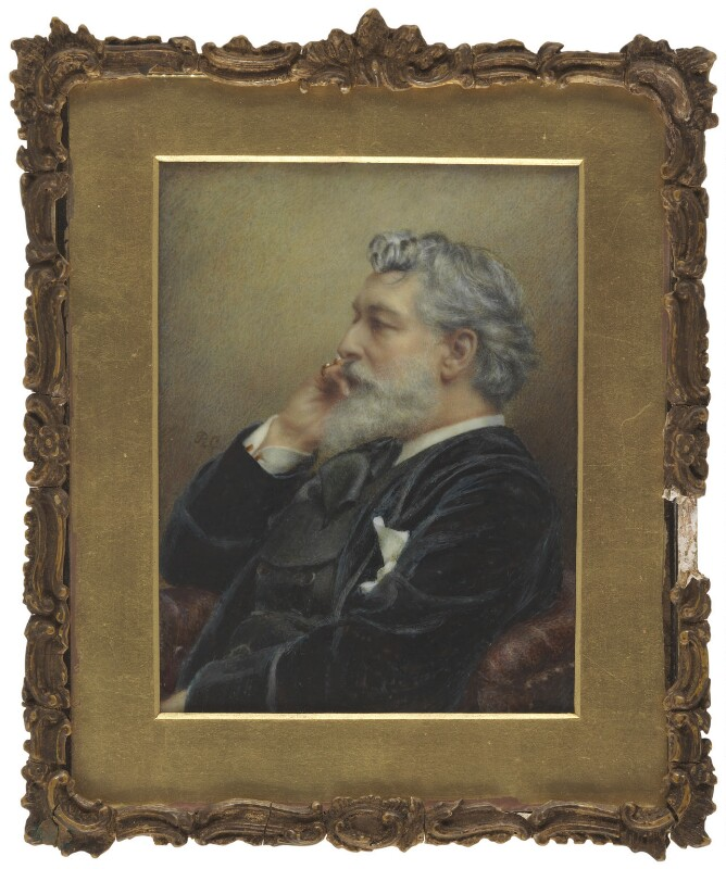 Frederic Leighton, Baron Leighton, by Rosa Carter, 1896 - NPG 2016 - © reserved; collection National Portrait Gallery, London