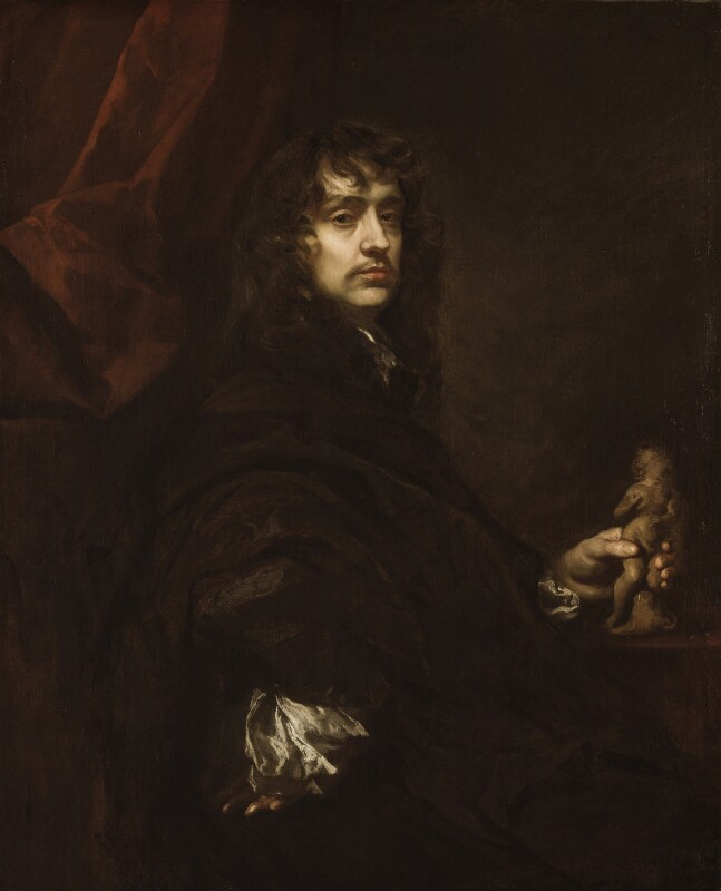 Sir Peter Lely, by Sir Peter Lely, circa 1660 - NPG 3897 - © National Portrait Gallery, London