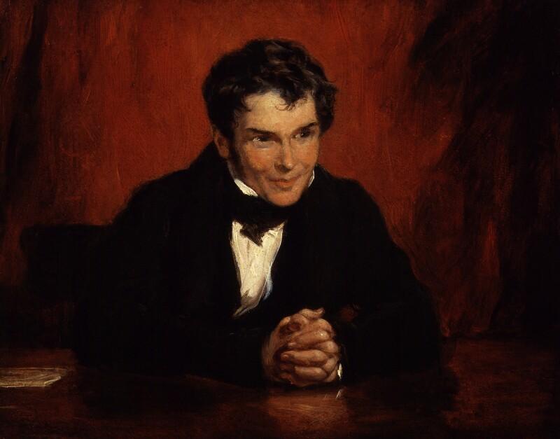 Charles Robert Leslie, by John Partridge, 1836 - NPG 4232 - © National Portrait Gallery, London