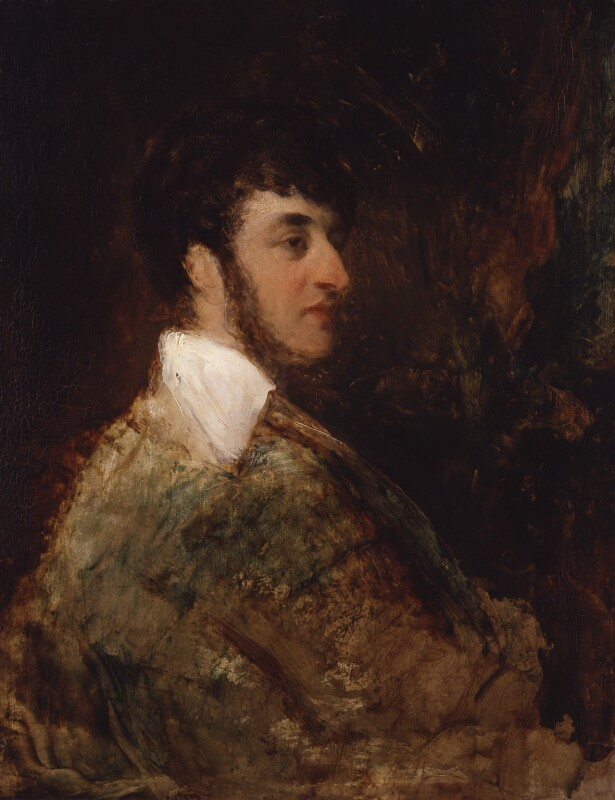 John Frederick Lewis, by Sir William Boxall, 1832 - NPG 1470 - © National Portrait Gallery, London