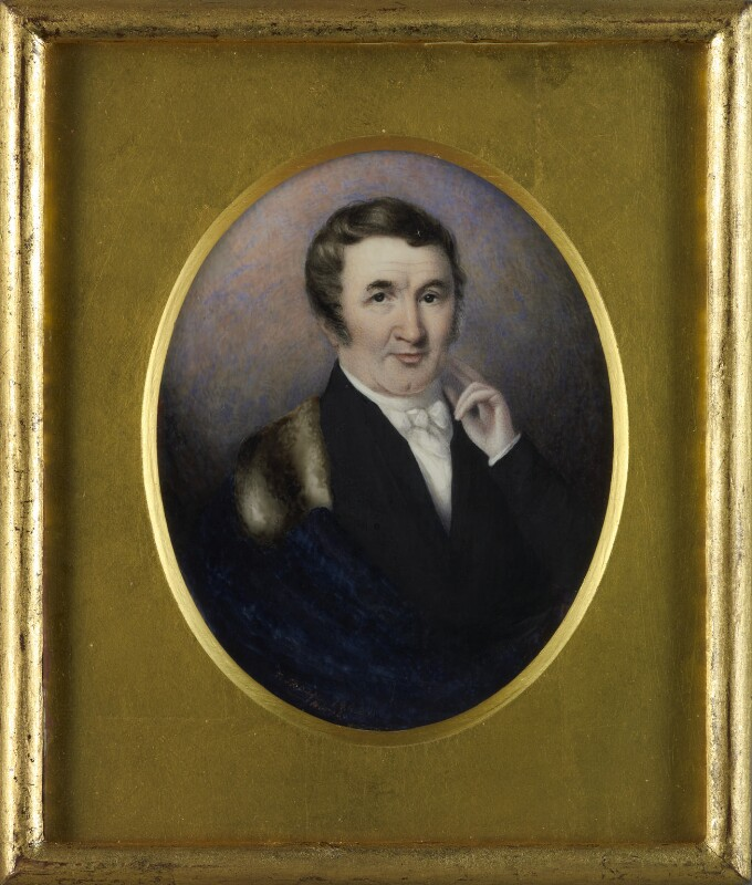John Lingard, by Thomas Skaife, 1848 - NPG 4304 - © National Portrait Gallery, London