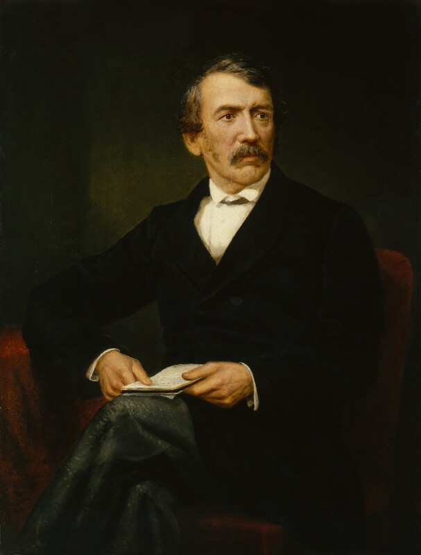David Livingstone, by Frederick Havill, after 1873 - NPG 1040 - © National Portrait Gallery, London