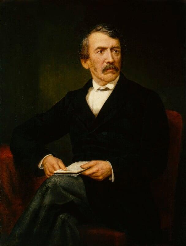 David Livingstone, by Frederick Havill, after 1873 - NPG 1040 - © National Portrait Gallery, London