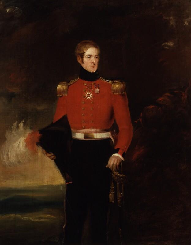 Sir Richard Llewellyn, by William Salter, 1835-1840 - NPG 3732 - © National Portrait Gallery, London