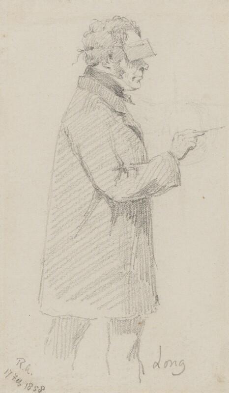Edwin Longsden Long, by Charles Bell Birch, 1858 -NPG 2474 - © National Portrait Gallery, London