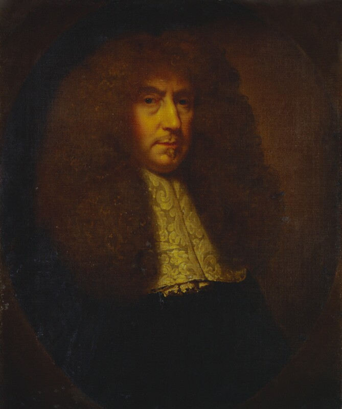 Sir Robert Long, attributed to Jacob Huysmans,  - NPG 4637 - © National Portrait Gallery, London