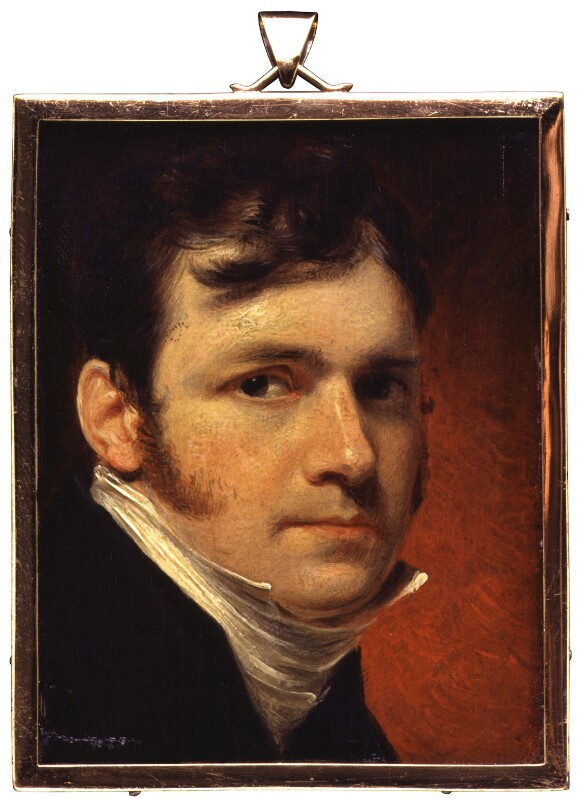 James Lonsdale, by James Lonsdale, circa 1810 - NPG 1854 - © National Portrait Gallery, London