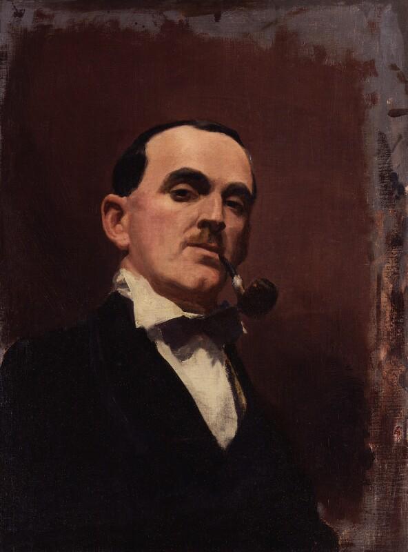 Sir David Low, by Sir David Low, 1924-1925 - NPG 4512 - © Solo Syndication Ltd