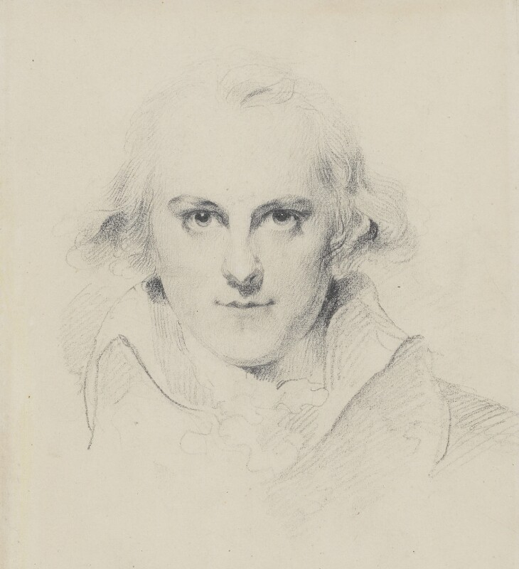 Samuel Lysons, by Sir Thomas Lawrence, 1799 - NPG 5078 - © National Portrait Gallery, London