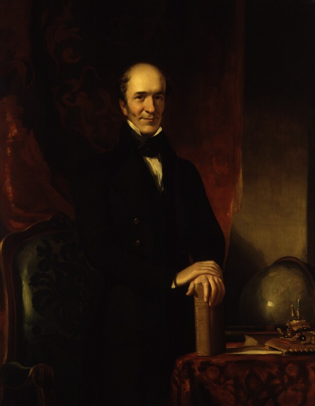 John Ramsay McCulloch, by Sir Daniel Macnee, exhibited 1840 - NPG 677 - © National Portrait Gallery, London