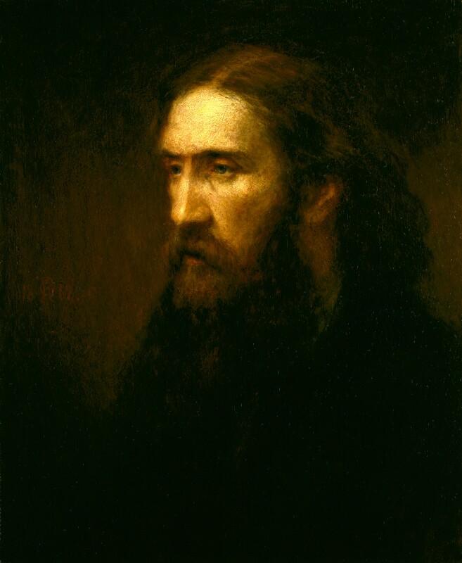 George MacDonald, by Sir George Reid, 1868 - NPG 2011 - © National Portrait Gallery, London