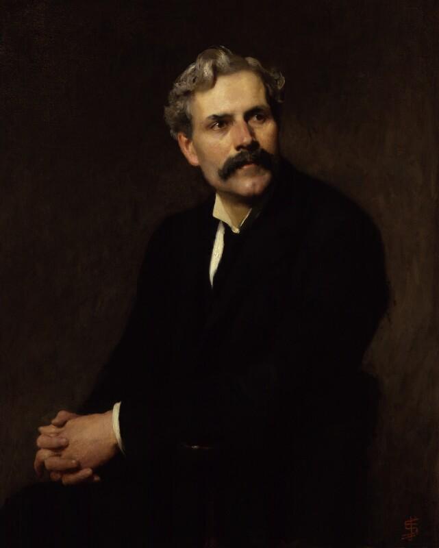 Ramsay MacDonald, by Solomon Joseph Solomon, 1911 - NPG 3890 - © National Portrait Gallery, London