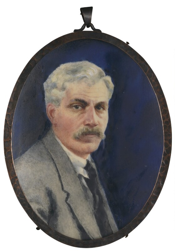 Ramsay MacDonald, by Lilian Mary Mayer, 1924 - NPG 2066 - © National Portrait Gallery, London