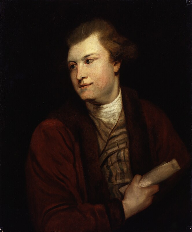 James Macpherson, after Sir Joshua Reynolds, based on a work of 1772 - NPG 983 - © National Portrait Gallery, London