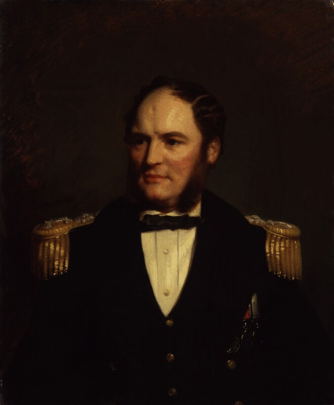 Rochfort Maguire, by Stephen Pearce, 1860 - NPG 1214 - © National Portrait Gallery, London