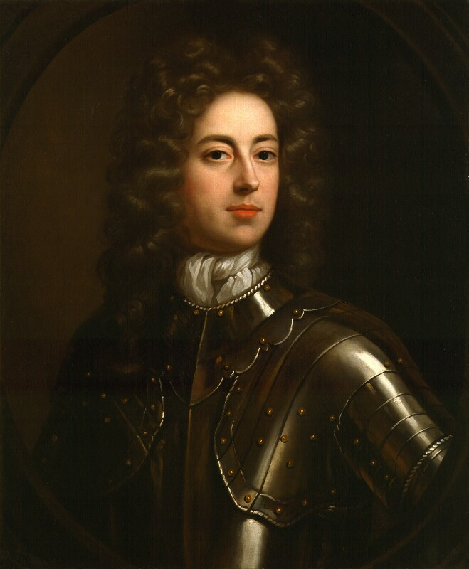 John Churchill, 1st Duke of Marlborough, by John Closterman; John Riley, based on a work of circa 1685-1690 -NPG 501 - © National Portrait Gallery, London