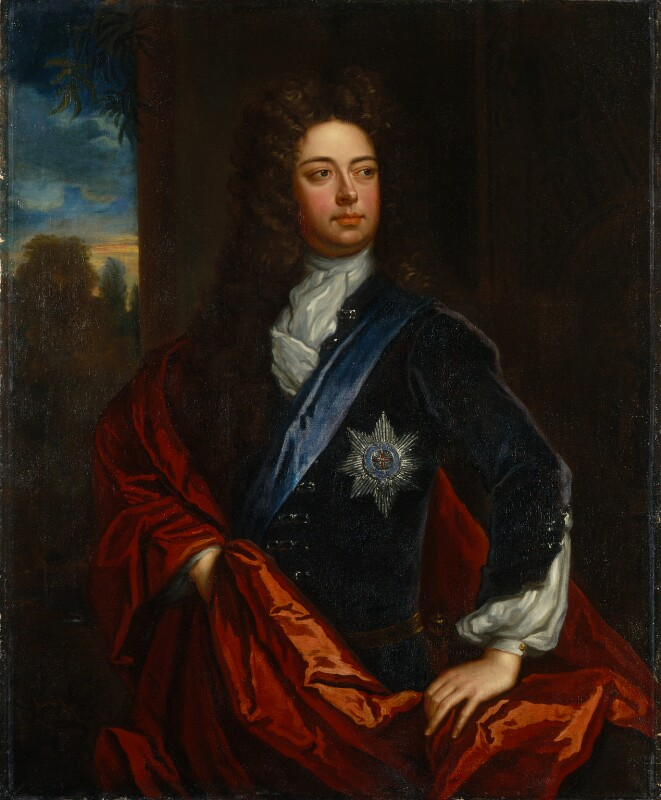 John Churchill, 1st Duke of Marlborough, after Sir Godfrey Kneller, Bt, circa 1690 - NPG 553 - © National Portrait Gallery, London