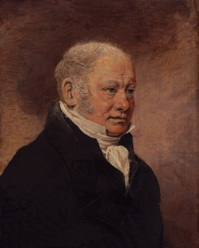 Benjamin Marshall, by Lambert Marshall, circa 1825 -NPG 2671 - © National Portrait Gallery, London