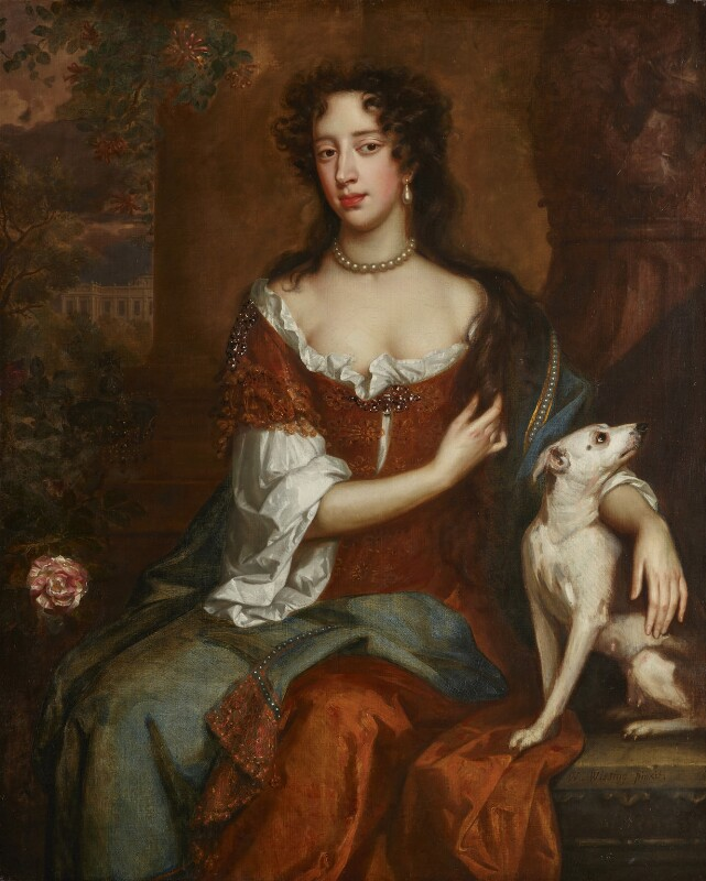 Mary of Modena, by Willem Wissing, circa 1685 - NPG 214 - © National Portrait Gallery, London