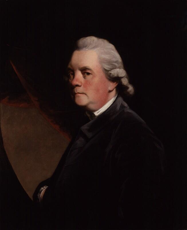 William Mason, by William Doughty, 1778 - NPG 4806 - © National Portrait Gallery, London