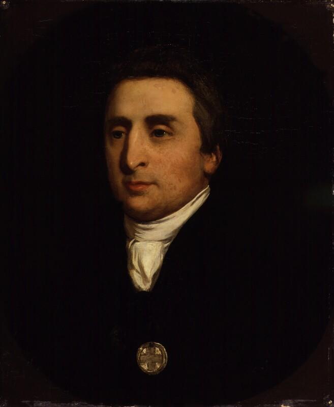 Theobald Mathew, by Edward Daniel Leahy, 1846 - NPG 199 - © National Portrait Gallery, London