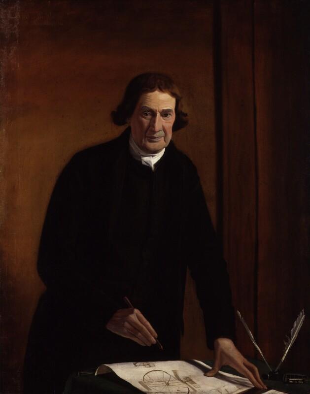 Andrew Meikle, by A. Reddock, 1811 - NPG 5001 - © National Portrait Gallery, London