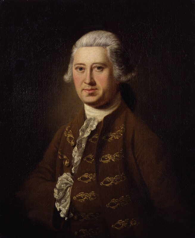 Patrick Miller, attributed to Sir George Chalmers, circa 1770 - NPG 2009 - © National Portrait Gallery, London