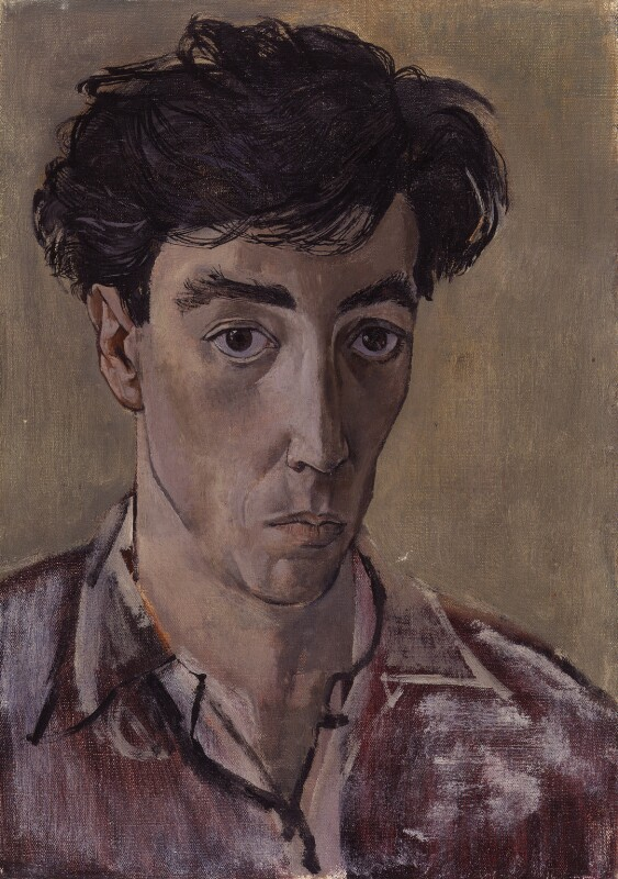 Image result for john minton self portrait