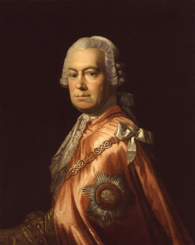 Sir Andrew Mitchell, after Allan Ramsay, based on a work of after 1766 - NPG 2514 - © National Portrait Gallery, London