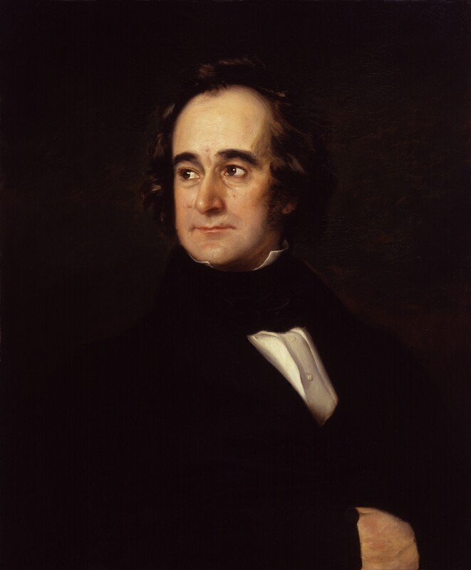 Robert Moffat, by William Scott, 1842 - NPG 3774 - © National Portrait Gallery, London