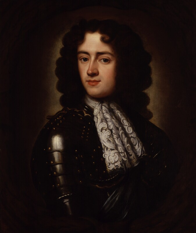 James Scott, Duke of Monmouth and Buccleuch, studio of Sir Godfrey Kneller, Bt, based on a work of circa 1678 - NPG 5225 - © National Portrait Gallery, London