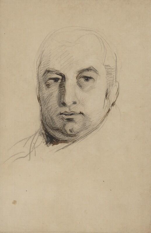 Thomas Monro, by Henry Monro, circa 1810 - NPG 3117 - © National Portrait Gallery, London