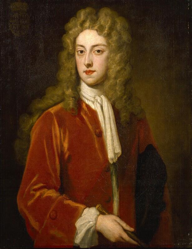 John Montagu, 2nd Duke of Montagu, by Sir Godfrey Kneller, Bt, 1709 - NPG 3219 - © National Portrait Gallery, London