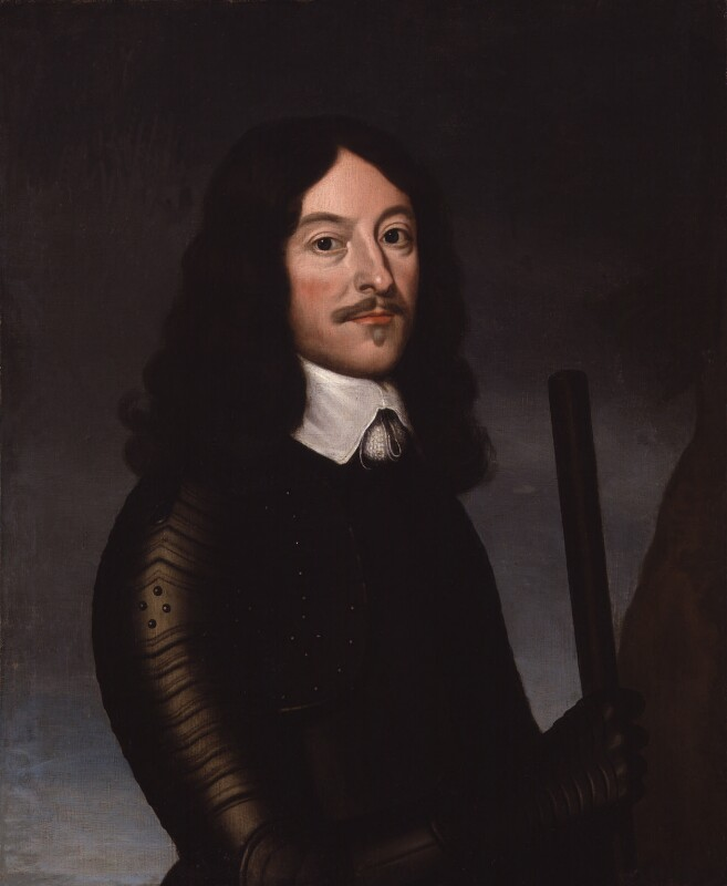 James Graham, 1st Marquess of Montrose, after Gerrit van Honthorst, 1649 - NPG 4406 - © National Portrait Gallery, London