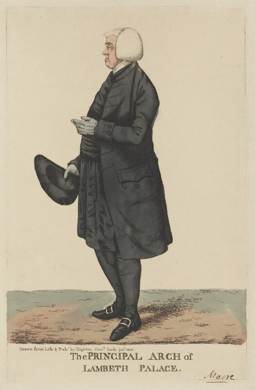 John Moore, by Robert Dighton, 1803 - NPG 982e - © National Portrait Gallery, London