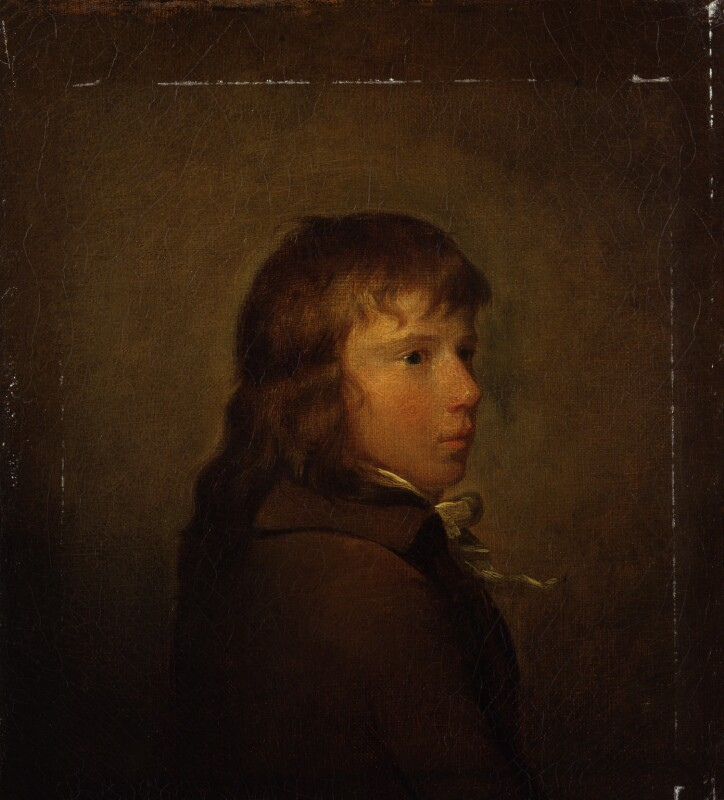 George Morland, by George Morland, circa 1775-1780 -NPG 422 - © National Portrait Gallery, London